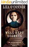 Well Kept Secrets (The Adventures of Xavier & Vic Book 4)