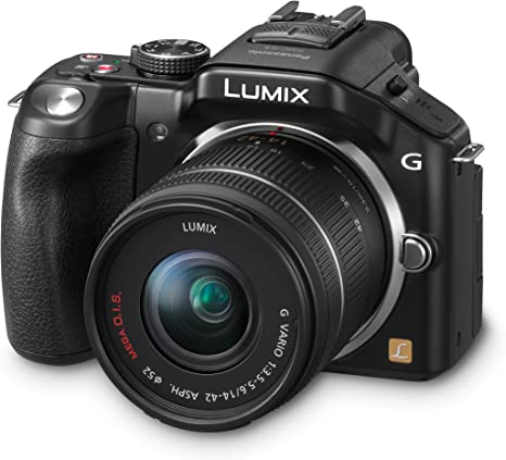 Panasonic Lumix G5 - Cámara Digital [Importado del Reino Unido ...