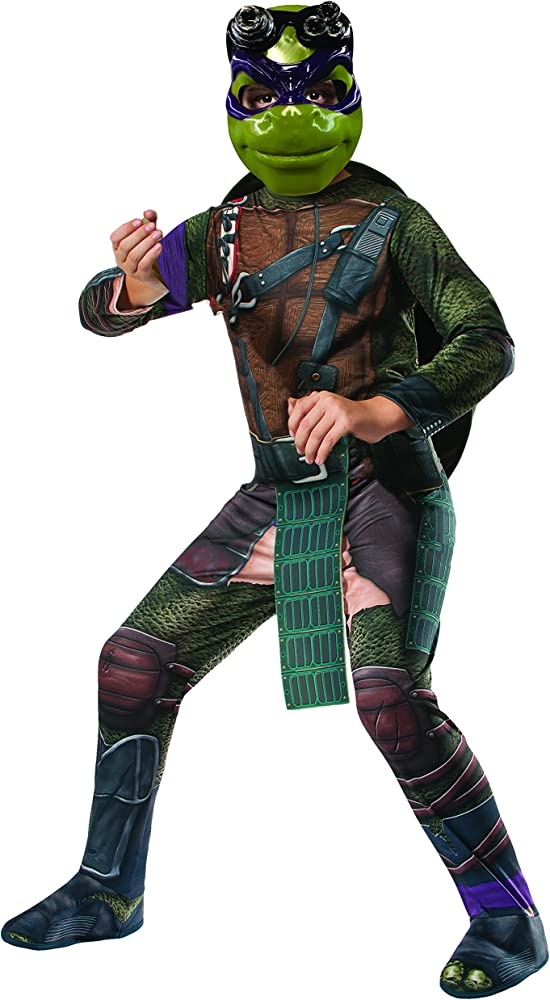 Rubies Teenage Mutant Ninja Turtles Child Donatello Costume ...