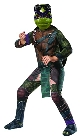 Rubies Teenage Mutant Ninja Turtles Child Donatello Costume, Medium