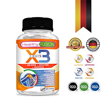 PreThis® GelenkPro Plus ULTRA - Glucosamin, Chondroitin und Kollagen 270 Tabletten