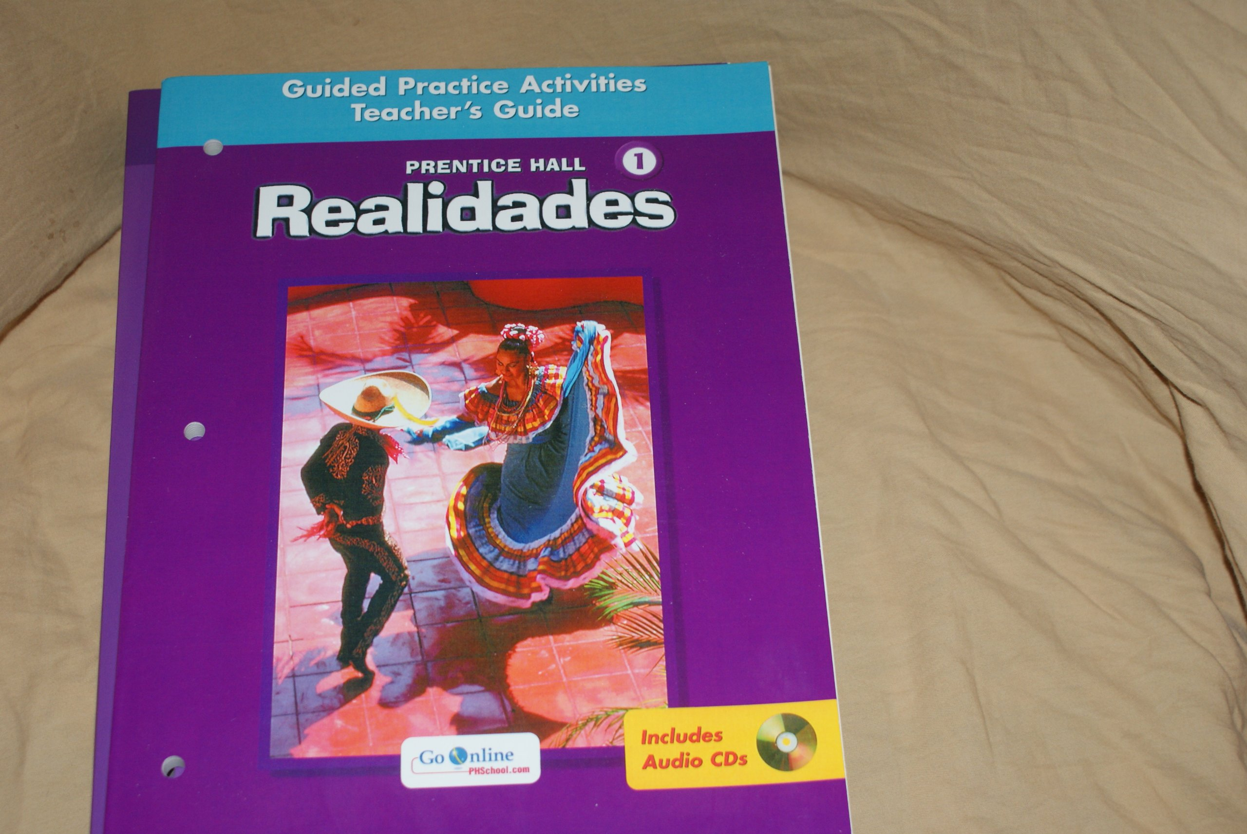 Prentice Hall Realidades Guided Practice Activities Teacher's ...