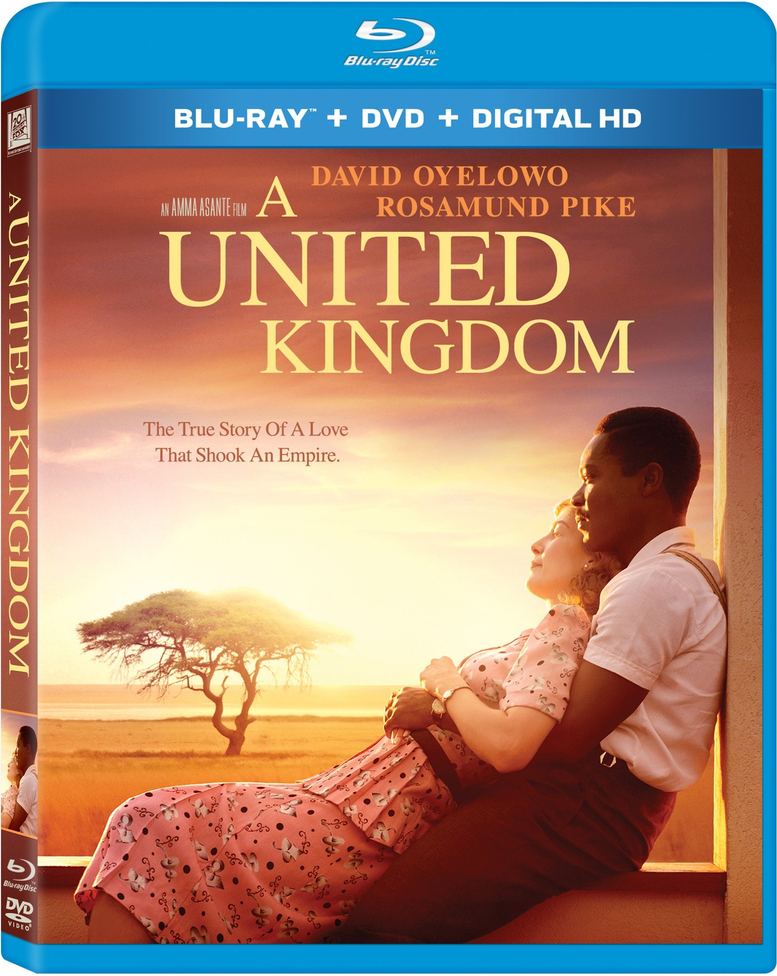 A United Kingdom (With DVD, Subtitled, Digital Theater System, Widescreen, AC-3)