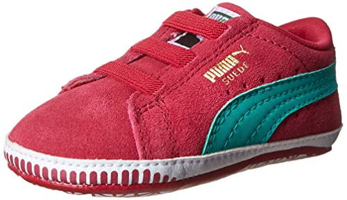 4bfa4a1dd7b3e PUMA Suede Crib Shoe (Infant/Toddler)