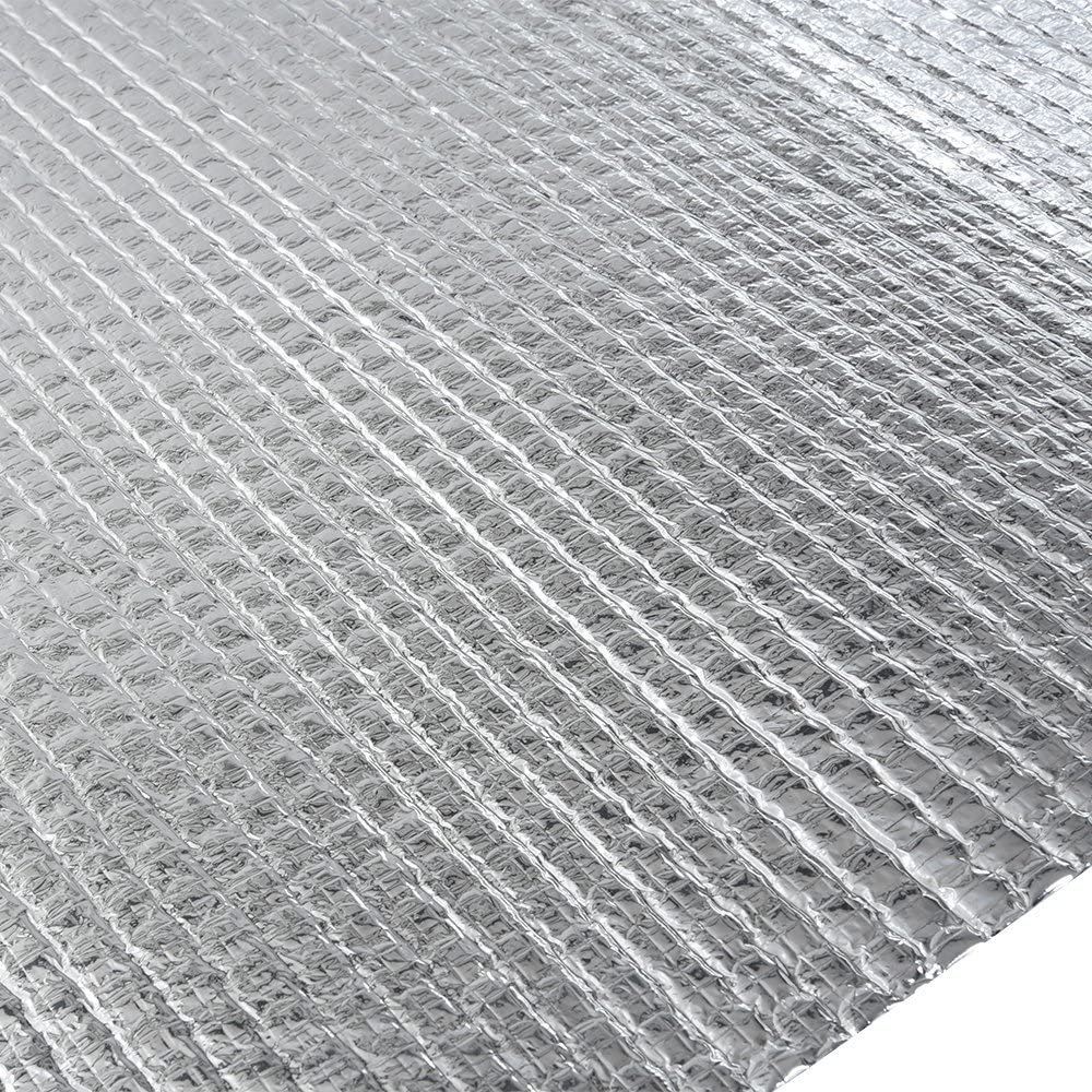 1m x 25m Panana Double Aluminium Bubble Insulation Foil,Floors Roofs and Walls Insulation