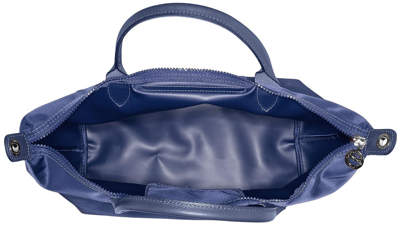 Longchamp Womens Le Pliage No Handbag Navy Shoes Neo Ruby Sz Small Bags