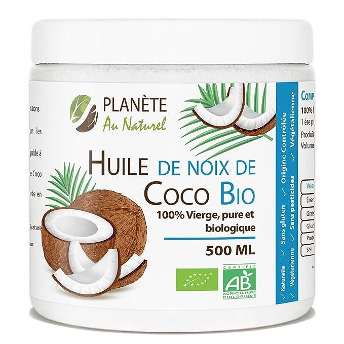 Acheter huile de ou coco bio