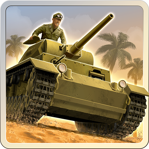 1943 Deadly Desert (Best Military Strategy Games)