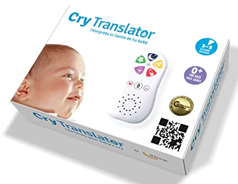 Cry Translator: Amazon.es: Bebé