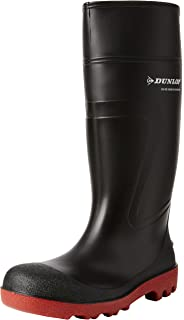Dunlop unisex acifort warwick h812511 safety wellington boot