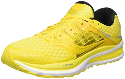 Saucony Triumph Iso 2 Pop, Men's Training, Multicolore (Long Run Lemon),
