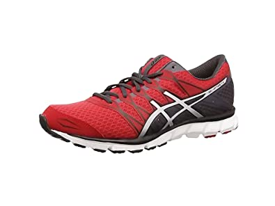 Asics Gel-Attract 4, Chaussures de Running Compétition Homme - Rouge  (Racing Red