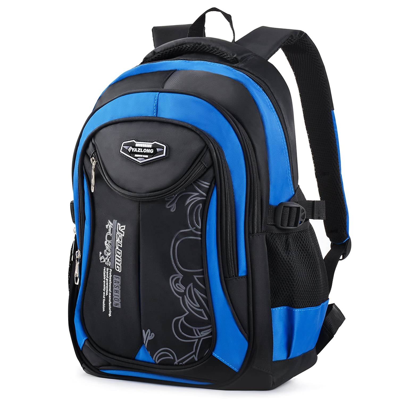 Fanspack Kids Backpacks School Bags Boys Rucksack Childrens Backpack for School