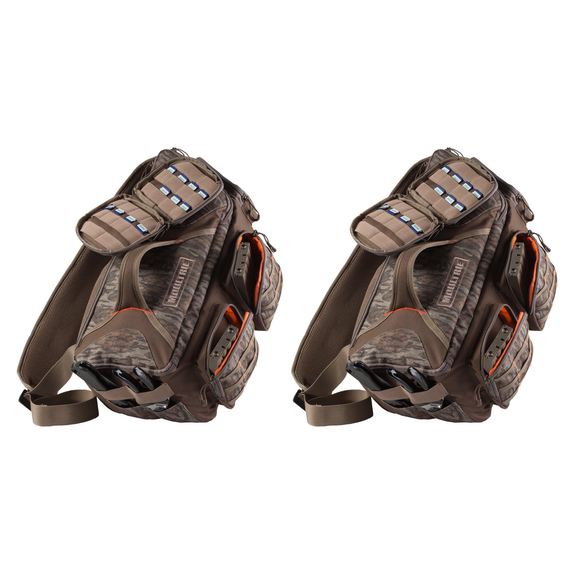 Moultrie Game Camera & Accessory Field Bag w/ Shoulder Strap, 2 Pack   MCA-13190