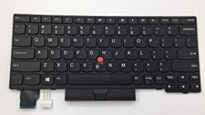 US Layout Replacement Keyboard for Lenovo ThinkPad Lenovo Thinkpad X280 (Type 20KF, 20KE), Compatible 01YP000