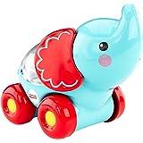 Fisher-Price Infant CMV98 - Giocattolo per la Prima Infanzia, Elefante a Sorpresa, Multicolore