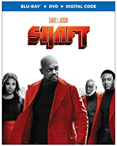 Shaft (2019) (Blu-ray)