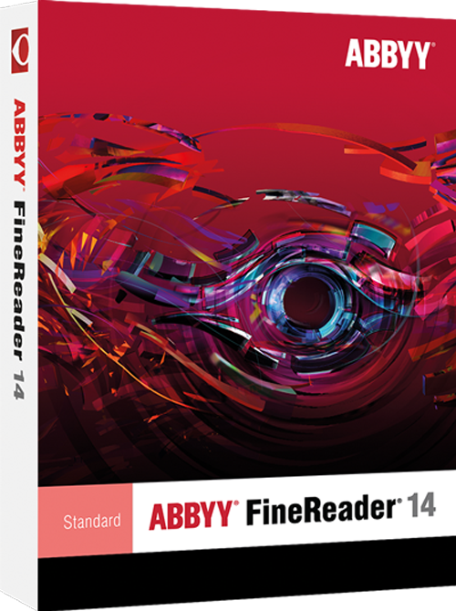 ABBYY FineReader 14 Standard Upgrade for PC [Download]