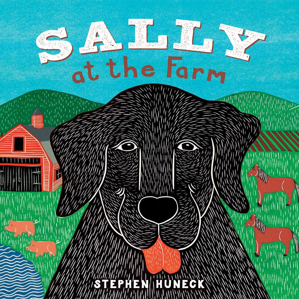 Download Sally at the Farm (Sally Board Books) PDF