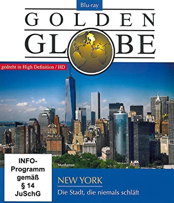 New York - Golden Globe: Amazon.it: keine, Detlev Schröther: Film e TV