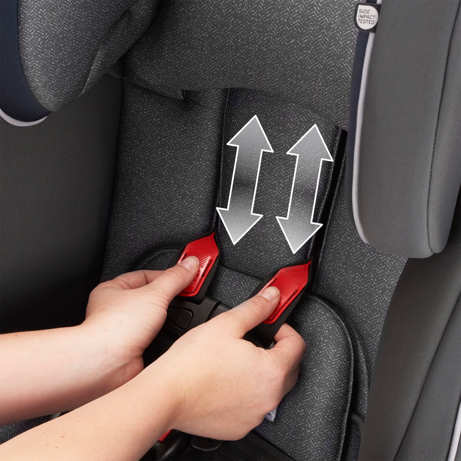 Symphony DLX All-in-One Car Seat Pinnacle