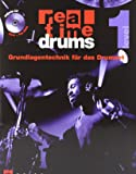 Real Time Drums Level 1, m. Audio-CD