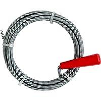 Cornat Pijpreinigingsspiraal met zwengel en klauw, diameter 6 mm, 3 meter, 1 stuk, T595500