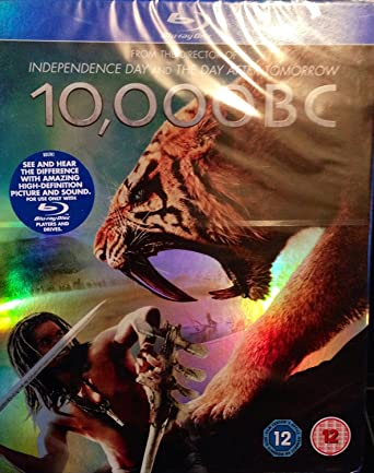 Amazon com: 10,000 BC: Movies & TV