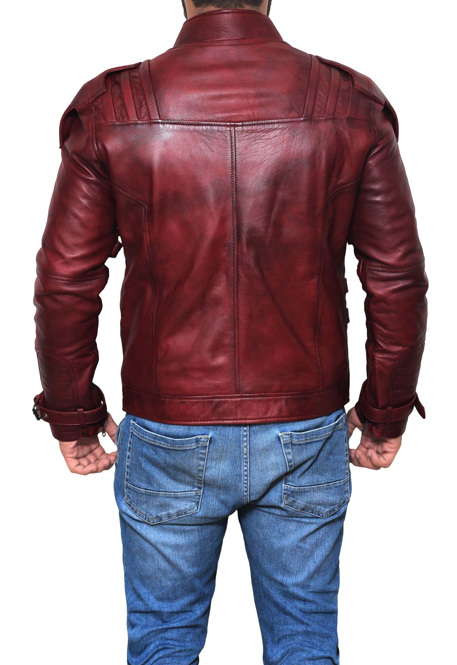 Galaxy Real Leather Jacket ►BEST SELLER◄ M by fjackets (Image #1)