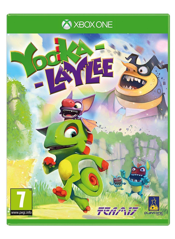Yooka-Laylee (Xbox One) (UK IMPORT)
