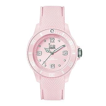 Ice-Watch - ICE sixty nine Pastel pink - Montre rose pour femme avec  bracelet 56f563112b5b