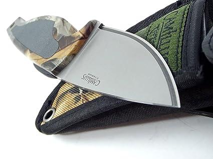 Amazon.com: Marca de Camillus cuchillos confianza tigersharp ...