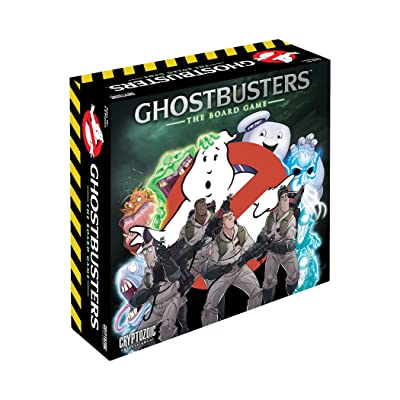 Ghostbusters The Board Game: Game: Toys & Games