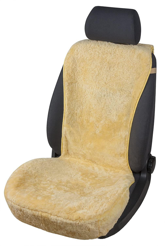 SmartSpec Universal Front Seat Covers Black//Grey//Beige Single-piece Mesh Fabric