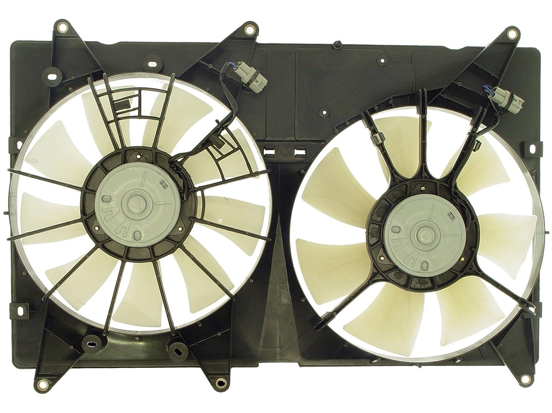 Dorman 620-551 Radiator Dual Fan Assembly