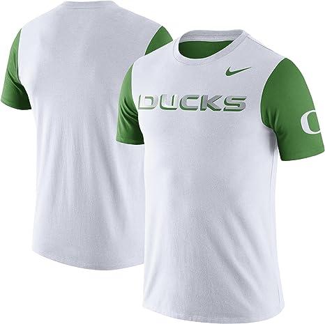 Nike Oregon Patos Dri-fit Camiseta de algodón Flash Bomb – Gancho (tamaño Grande): Amazon.es: Deportes y aire libre