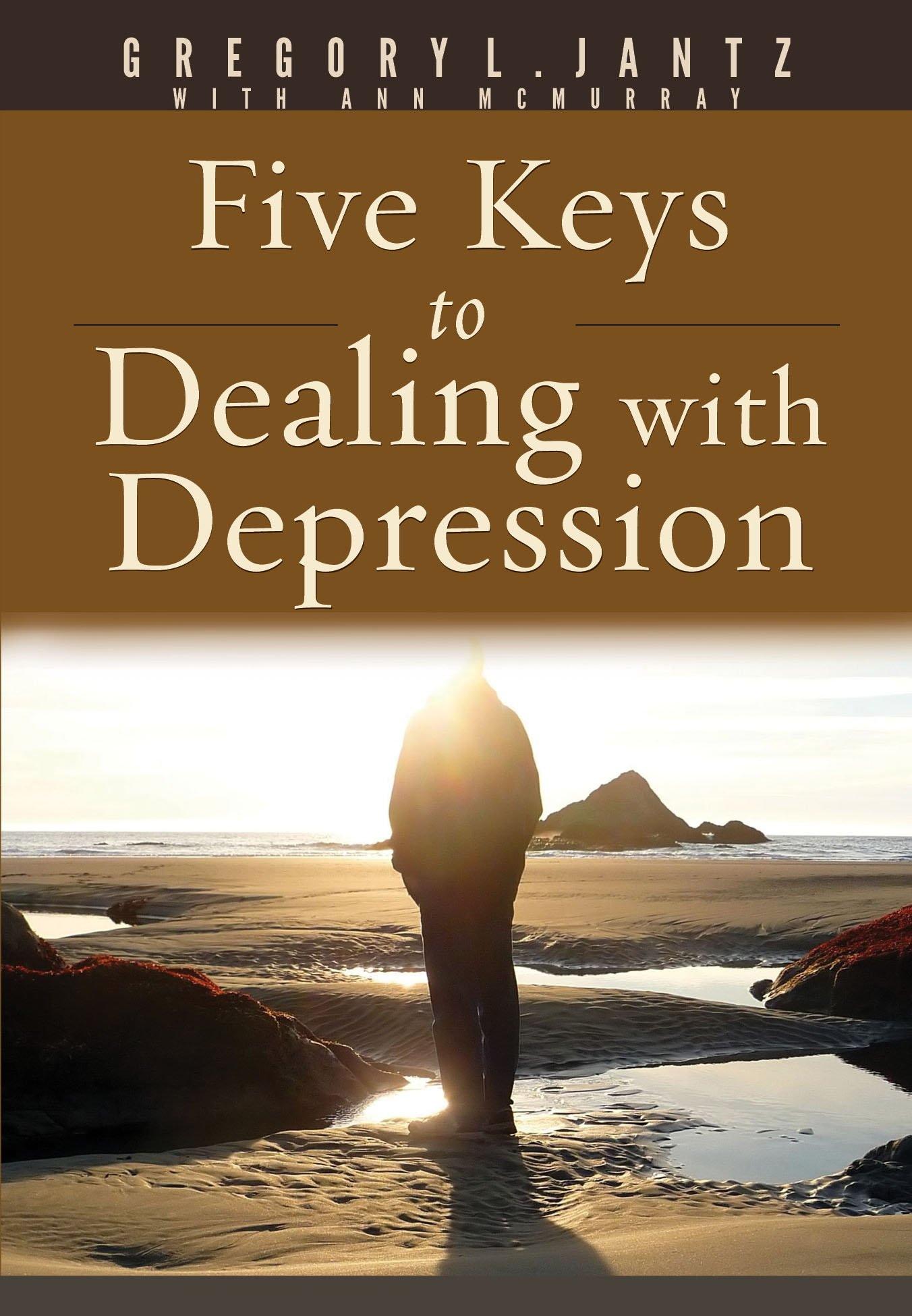 Five Keys Dealing Depression Book product image