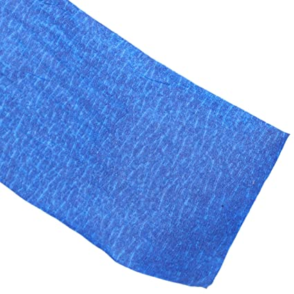 TOOGOO 50M Impresora 3D Cinta Azul 50 Mm De Ancho Cama Para ...