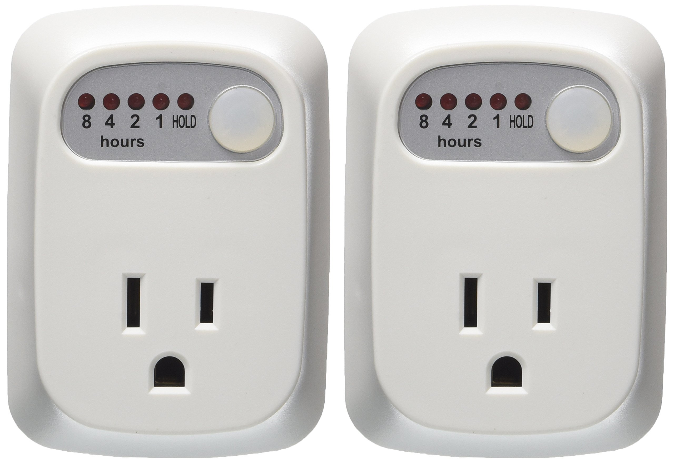 Simple Touch C30004 The Original Auto Shut-Off Safety Outlet, Multi Setting, 2 Count