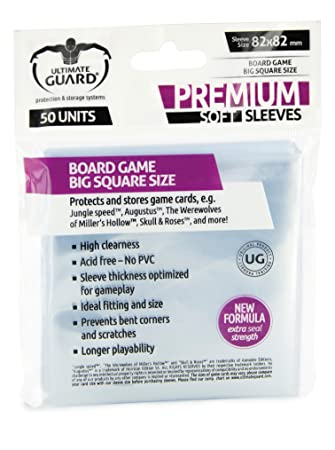 Ultimate Guard 10288 Premium Sleeves Fundas de Cartas del ...