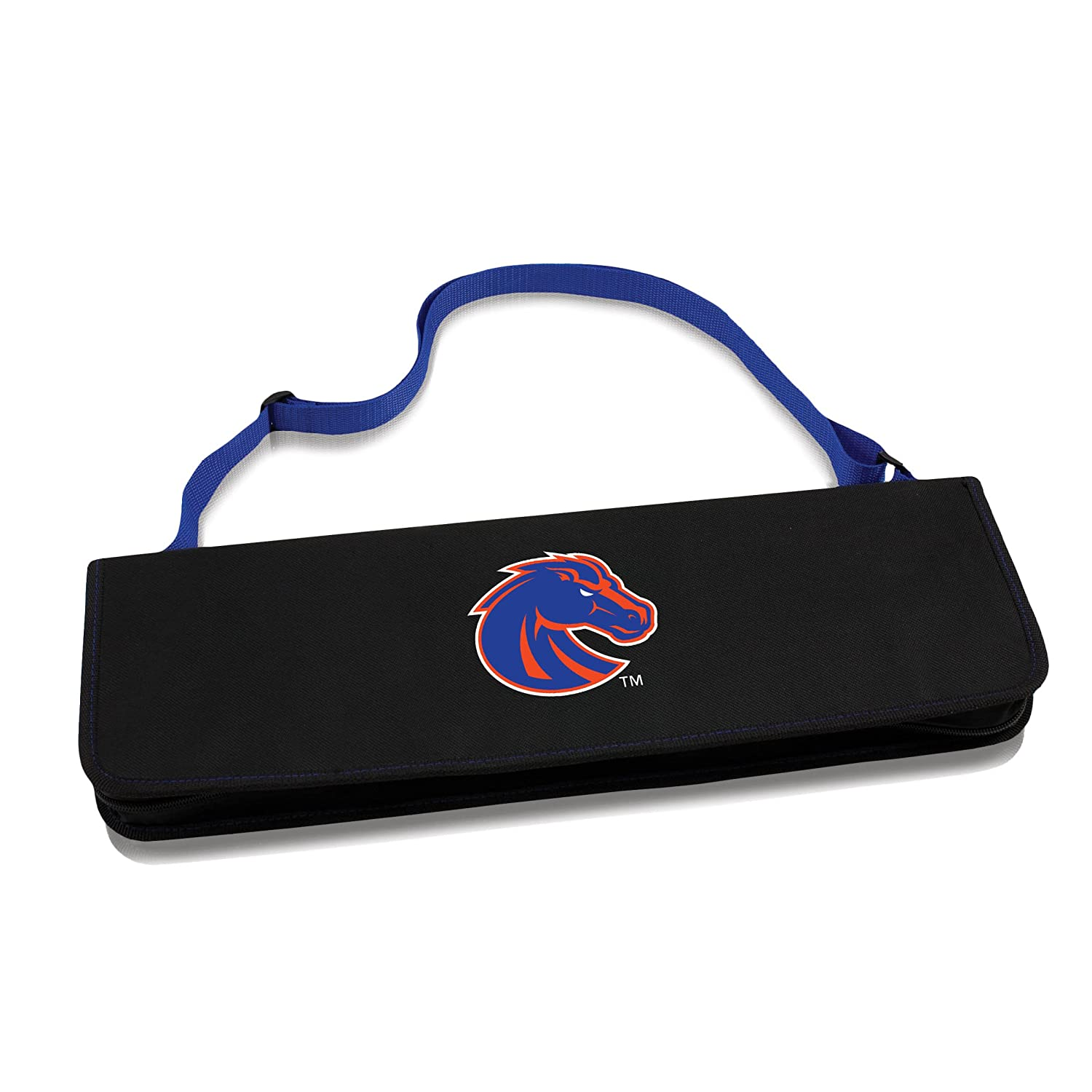 NCAA Boise State Broncos Metro 3ピースBBQツールセットin Carryケース B004OHTHMW