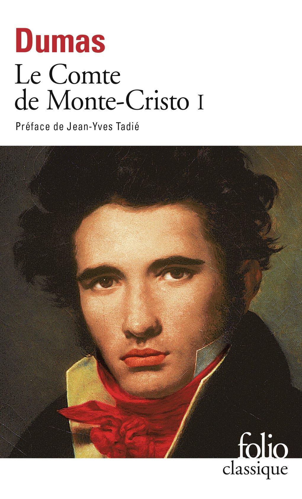 Le Comte de Monte-Cristo, tome 1 (Folio (Gallimard))