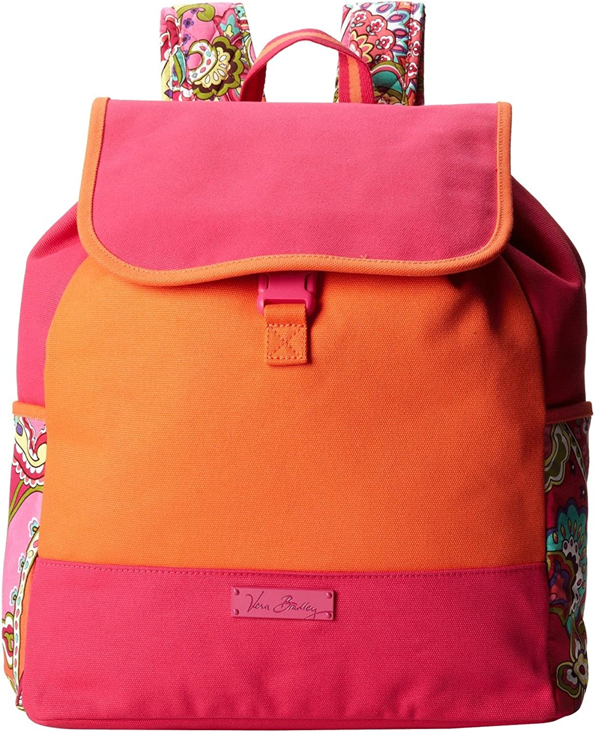 Vera Bradley Canvas Backpack