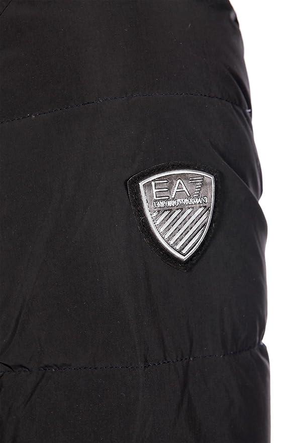 EA7 - Armani Premium - Doudoune longue noire homme 6XPK01 PN03Z  Amazon.fr   Vêtements et accessoires a770773fd83