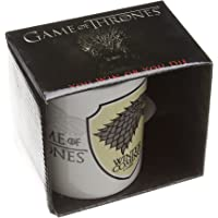 Game Of Thrones House Stark Tazza bianco