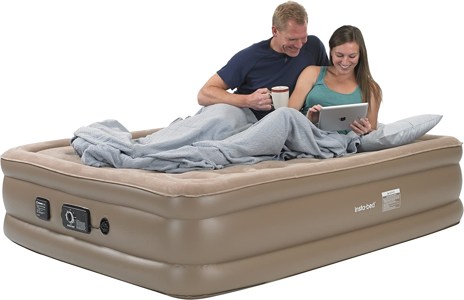 Insta Bed Raised Mattress
