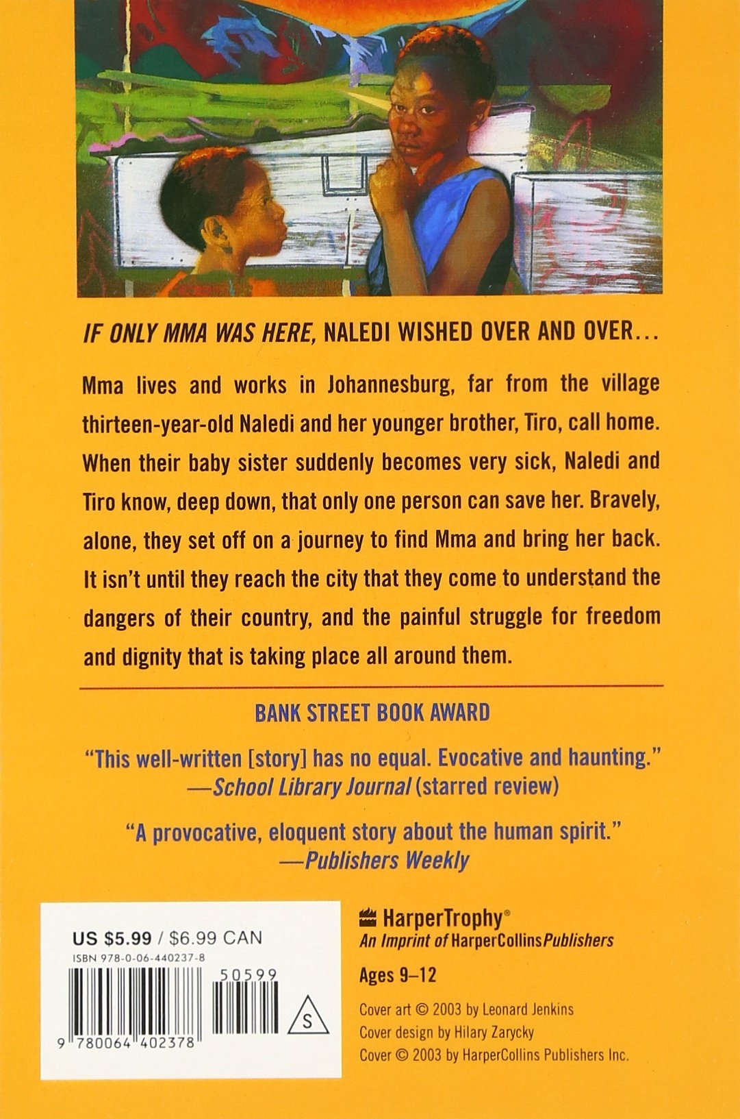 Journey To Jo'burg: A South African Story: Beverley Naidoo, Eric Velasquez:  9780064402378: Amazon: Books