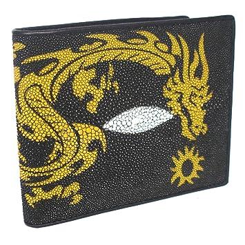 Amazon.com: Patrón de alta calidad de piel genuino Stingray ...