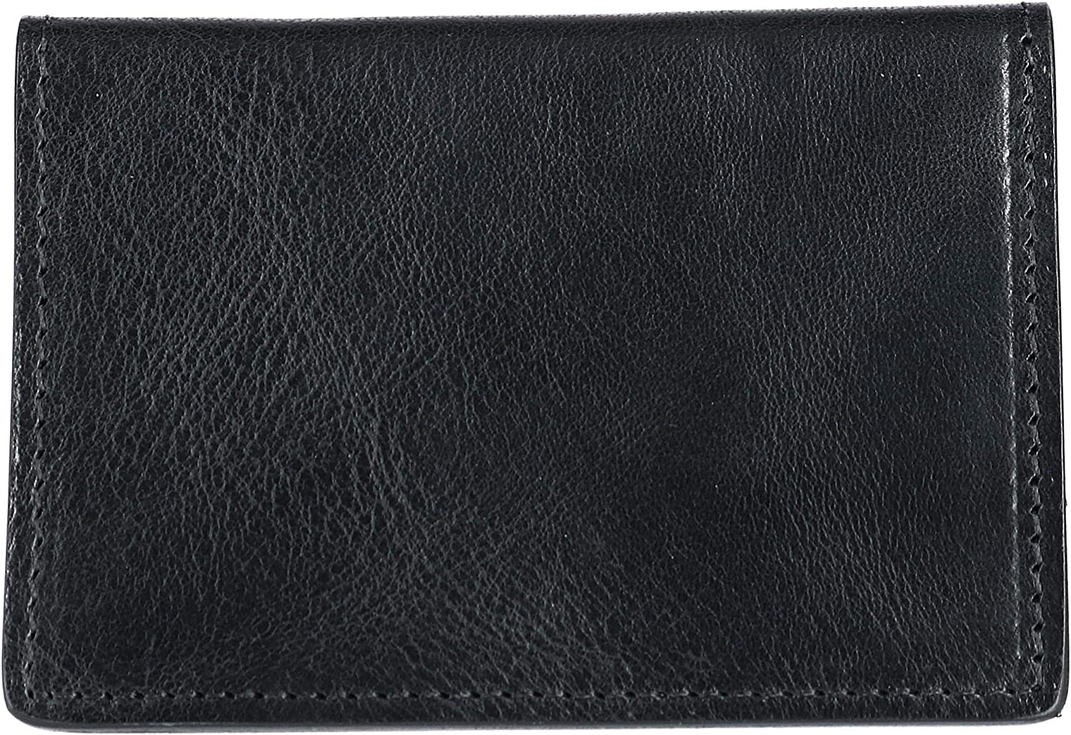 The British Belt Company Italian Leather Card Case Wallet