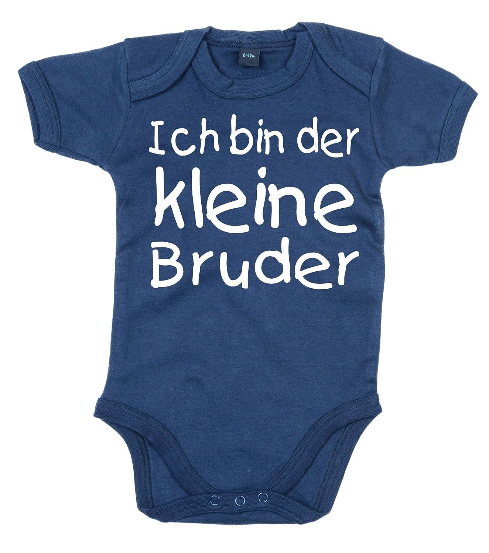 EDWARD SINCLAIR Baby /& Kleinkind Baby Body Ich Bin der Kleine Bruder